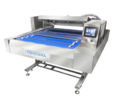 Continuous Type Of Compact Vacuum Packaging Machine AVP-5000 Series