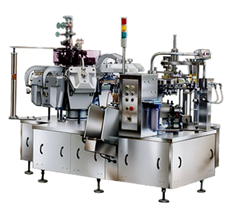 Rotary Type Of Vacuum Packaging Machine TRV Series