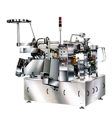 Filling & sealing machine with clip buncher FSC-800 Series