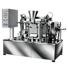Rotary type of gas filling machine RGP Series